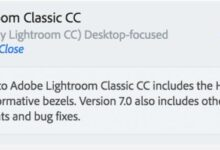"Photo of Actualizaciones de Lightroom Classic CC hoy (Novedades de la versión ""antigua"" de Lightroom)"