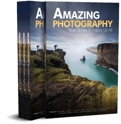 La portada de Amazing Photography