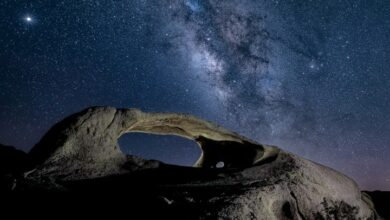 Photo of Cómo obtuve la foto: Ojo Oro Arch Milky Way