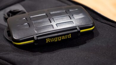 Photo of Gear Review: Estuche para tarjetas Ruggard